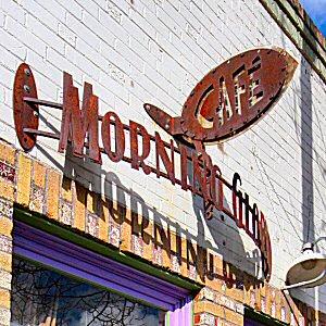 Morning Glory Cafe  S Nd St Phoenix Az